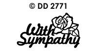 DD2771 With Sympathy