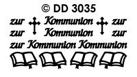 DD3035 zur Kommunion