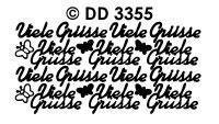 DD3355 Viele Grusse