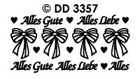 DD3357 Alles Gute Alles Liebe