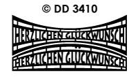 DD3410 Herzlichen Gluckwunsch (Bol/Hol)