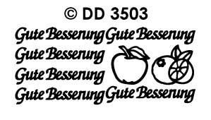 DD3503 Gute Besserung