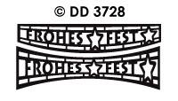 DD3728 Frohes Fest (Bol/Hol)