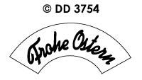 DD3754 Frohe Ostern (Draaikaart)