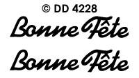 DD4228 Bonne Fete