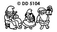 DD5104 Kabouters/ Visser