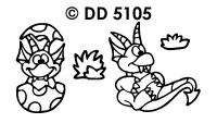 DD5105 Draakjes