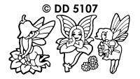 DD5107 Bloemen Elfjes (2)