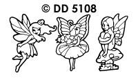DD5108 Bloemen Elfjes (3)