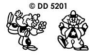 DD5201 Clowntjes