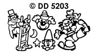 DD5203 Clowntjes/ Ladder
