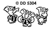 DD5304 Olifantjes