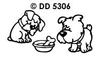 DD5306 Hondjes