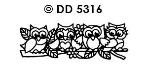 DD5316 Uilen