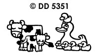 DD5351 Farm Animals
