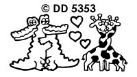 DD5353 Animals in Love (1)