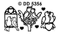 DD5356 Tortelduifjes