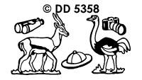 DD5358 Safari Animals (1)