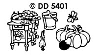 DD5401 Tuin & Tafel