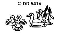 DD5416 Eenden Landend