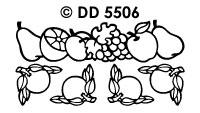 DD5506 Fruitrand Hoekjes