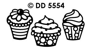 DD5554 Cupcakes