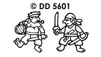 DD5601 Piraten Eiland