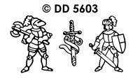 DD5603 Ridders Zwaard