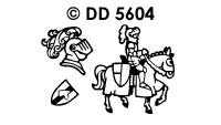 DD5604 Ridders Helm