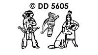 DD5605 Indianen Aktie