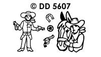DD5607 Cowboys