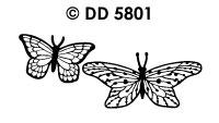 DD5801 Vlinders