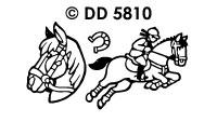 DD5810 Paarden Pony