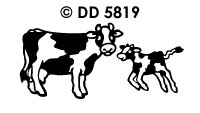DD5819 Heard of Cows