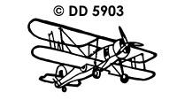 DD5903 Oude Vliegtuigen