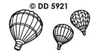 DD5921 Luchtballonnen