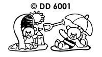 DD6001 Strandberen