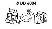 DD6004 Vakantie & Strand