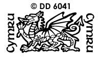 DD6041 Draak/ Cymru