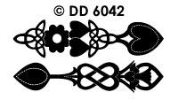 DD6042 Lovespoons