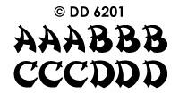 DD6201 ABC oriental