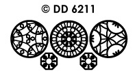 DD6211 cirkel ornament