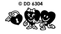 DD6304 Hartjes/ Animatie