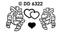 DD6322 Kado/ With Love