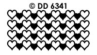 DD6341 Frame of Hearts