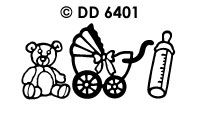 DD6401 Geboorte Slab