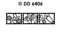 DD6406 Geboorte Sluitzegels