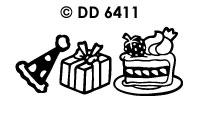 DD6411 Verjaardag