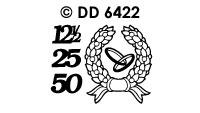 DD6422 Krans & Ringen 12.5/ 25/ 50