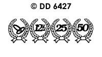 DD6427 Kransjes 12.5/ 25/ 50